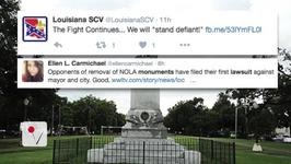 Stop- Lawsuit Halts Removal Of Confederate Monuments