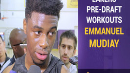 Emmanuel Mudiay On Kobe - He Wants To Win And I Want To Win