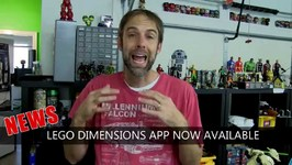 LEGO Dimensions App Available For Instructions Plus MORE