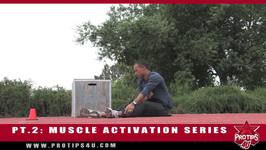 Track and Field Tips Active Warmup PT. 2 Muscle Activation Series - Jane Fonda Complex with Bryan Clay