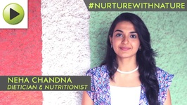 Neha Chandna- Dietician And Nutritionist- NurtureWithNature Call