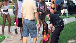 Black Teens Terrorized by Cops at Texas Pool Party, Whites Not Questioned