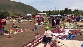 The Maasai Maasai Weekly Market - Vlog 6