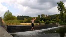 Waterline in Bocsa