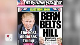 New York Post Endorses Donald Trump