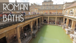 Roman Baths and Flying to Indiana!