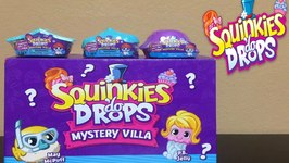 Squinkies do Drops Mystery Villa Blind Bag Review