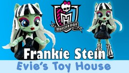 Monster High Frankie Stein Custom Doll My Little Pony Equestria Girl Mini Tutorial