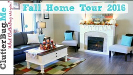Fall Home Decor Tour 2016