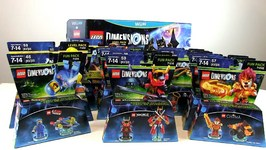 Our LEGO Dimensions TRU Haul