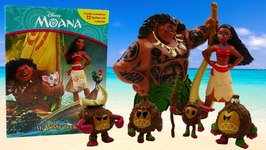 Disney Moana Movie My Busy Book Read And Review