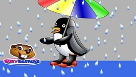 It's Rainy Song - Level 2 English Lesson 08 - Weather Song - Children's Education