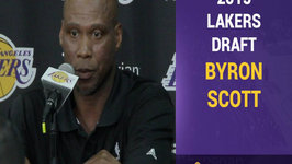 Byron Scott Thinks D'Angelo Russell 'Has A Chance To Be A Superstar'