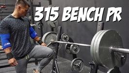 315 Bench PR