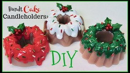 DIY Christmas Cake Candleholders  Resin Crafts  Craft Klatch