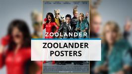 Zoolander 2 Stars Are Unrecognizable On New Posters