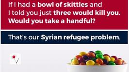 Trump Jr. Used Former Refugee's Photo for Controversial Skittles Tweet