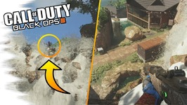 NEW- Top 5 Hunted GLITCHESSPOTS you Probably DON'T KNOW - Secrets, Jumps (Black Ops 3BO3)