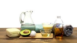 Healthy Hair Treatments Found Right In Your Kitchen