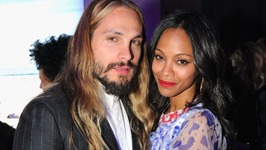 Zoe Saldana celebrates husband becoming U.S. citizen