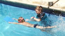 How To Perform Basic Swimming Strokes For Young Children (5-7 Years)