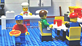 Lego Pizza Delivery 4
