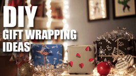 Mad Stuff With Rob - DIY Gift Wrapping Ideas- DIY Craft