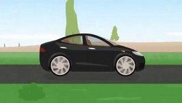 Car Doctor  Kid's Toy Car Cartoons  Electric Sports Car Rescue - Doc McWheelie's Garage