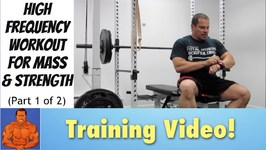 High Frequency Repetition Cycle Training - Full Workout Program