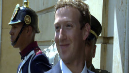 Facebook's Zuckerberg brings Free Internet to Colombia