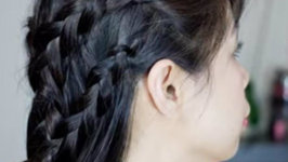Game of Thrones - Daenerys Targaryen or Khaleesi Casual Braided Hairstyle