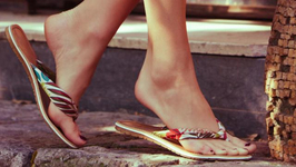 Hot Summer Sandal Styles