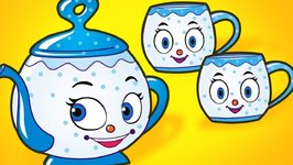 Nursery Rhymes For Children - I'm A Little Teapot