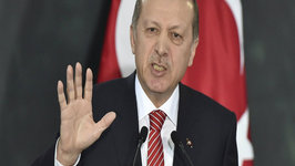 Turkish President Threatens Media Over Arms Smuggling Report