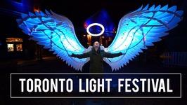 THE TORONTO LIGHT FESTIVAL