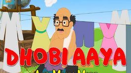Dhobi Aaya And Many MoreHindi Kids Rhymes Collection  29 Mins  Compilation