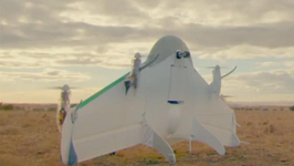 Google launches delivery drones
