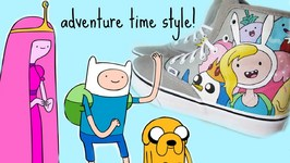 Adventure Time Style