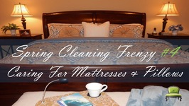 Spring Cleaning Frenzy 4 Caring For Mattresses and Bed Pillows