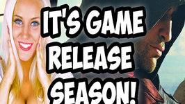 It's Game Release Season and Tara is Hyped