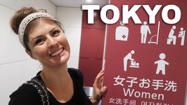 JAPANESE TOILETS - TOKYO AIRPORT ADVENTURE