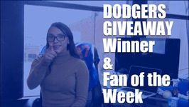 Dodgers Nation Giveaway - Winner of New Era 59Fifty MLB Cap Announced, Fan of the Week