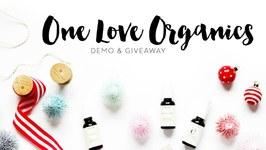 One Love Organics Demo and Giveaway