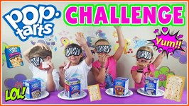 Pop Tart Challenge - Kids ToyBoxMagic With Magic Box Toys Collector