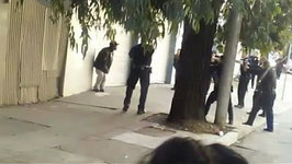 SF Police Shoot and Kill Man With Knife on Video