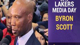 Lakers Media Day - Byron Scott, Goal Is Still To Win A Championship