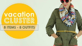 8 Outfits from 1 Carryon Suitcase Vacation Cute, Travel Light