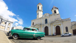 Cuba Time Lapse