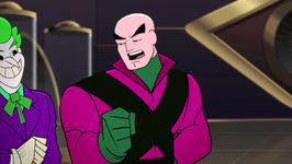 The World's Finest Supervillain Hideout
