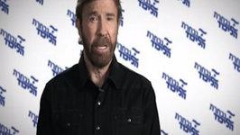 Chuck Norris Backs Netanyahu In Israeli Election